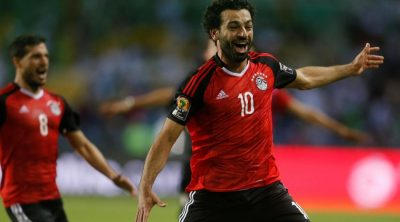 Egypt's Salah named Premier League Player of the Month for February