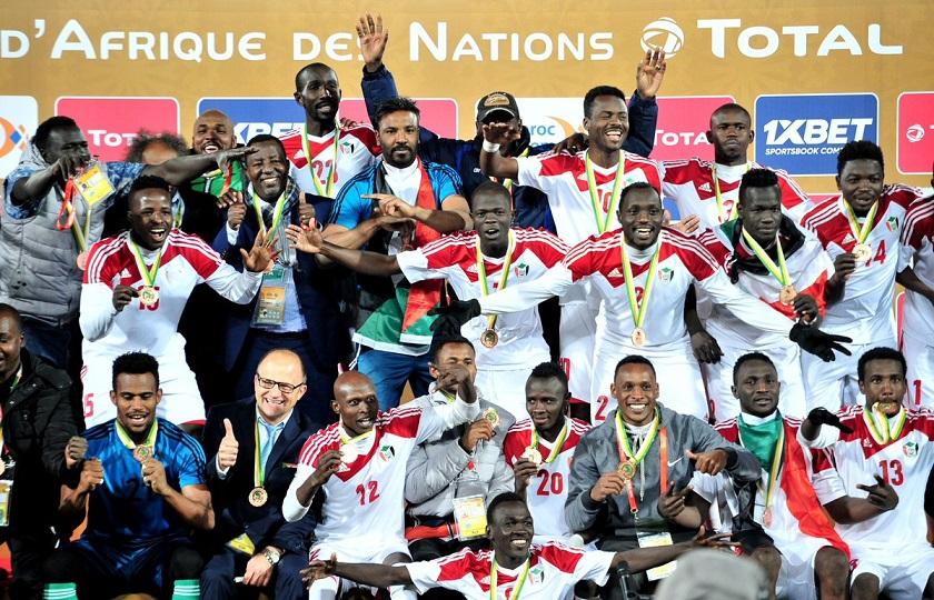 Sudan win on penalties to earn CHAN third spot
