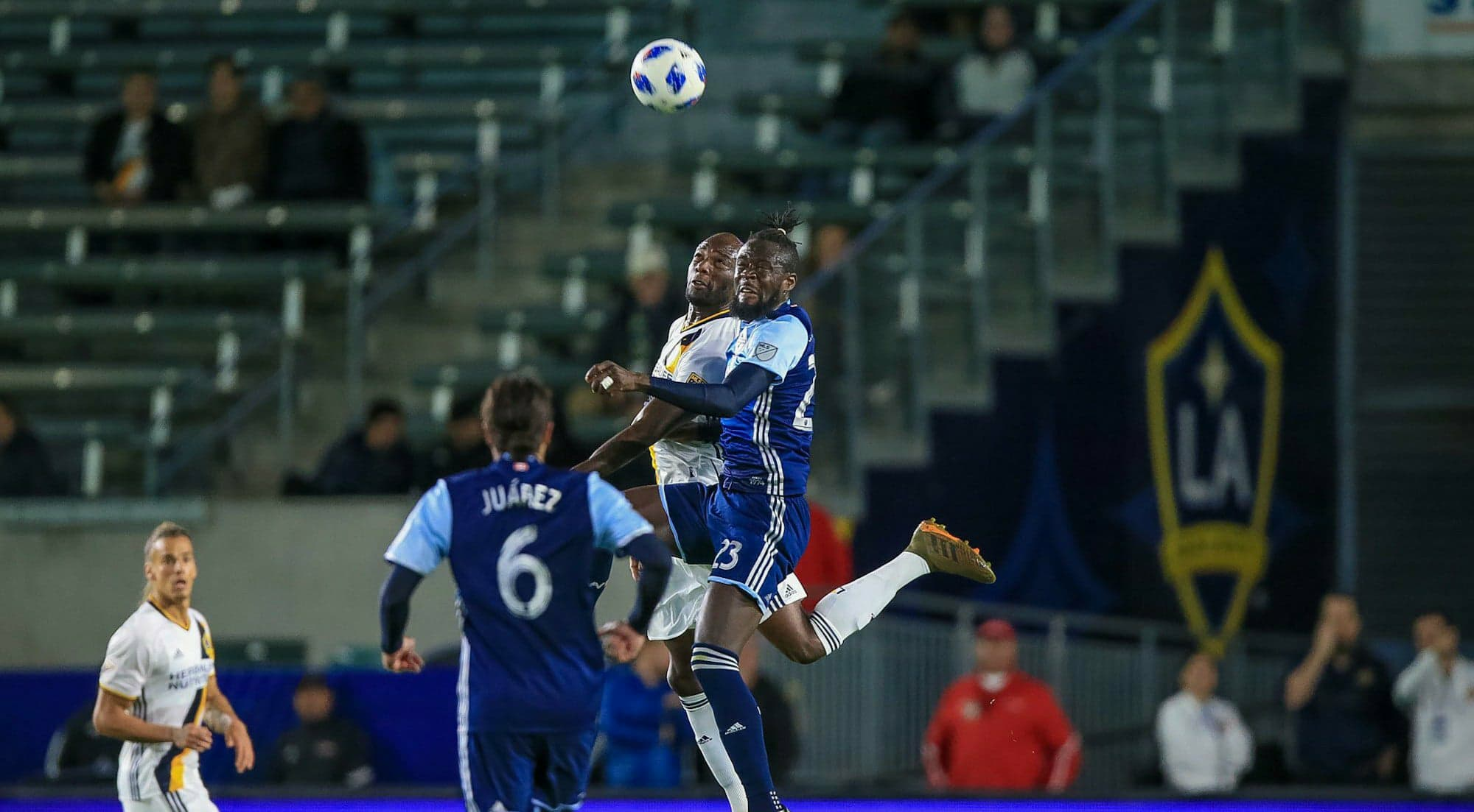 Kamara goal helps Whitecaps to beat LA Galaxy
