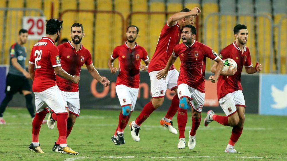 "alt=""Ahly dominate Mounana in African Champions League"""