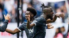 "alt=""Kei Kamara poised for his 300th MLS' games"""