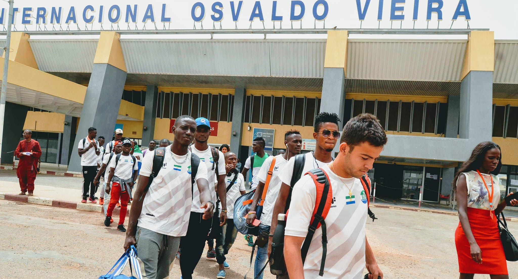 AFCON U20: Sierra Leone in Bissau to dethrone 'Djurtinhos'