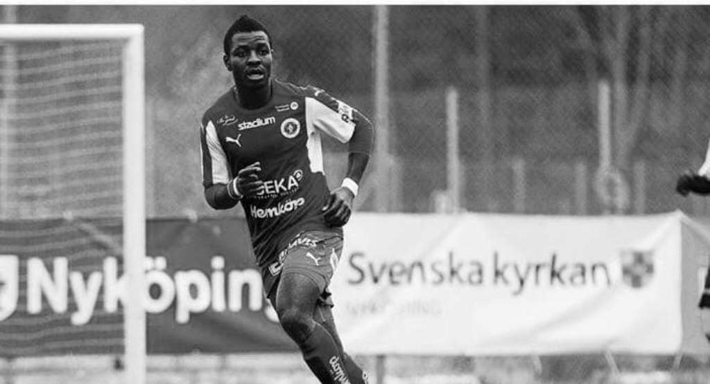 Atvidaberg defender Koroma happy with his progress at the club