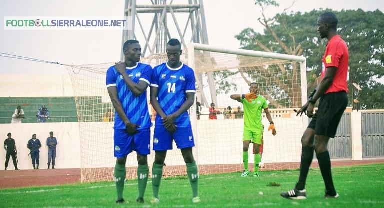 10-man Sierra Leone beat Guinea Bissau in WAFU U20 Opener