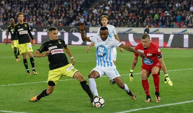 """Sierra Leone national skipper Umaru Bangura is out to make the Swiss Pokal Cup his second winners' medal"""