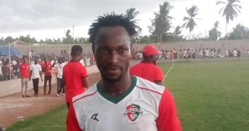 """Wellington named Man of Match in win over Ebusua Dwarfs"""