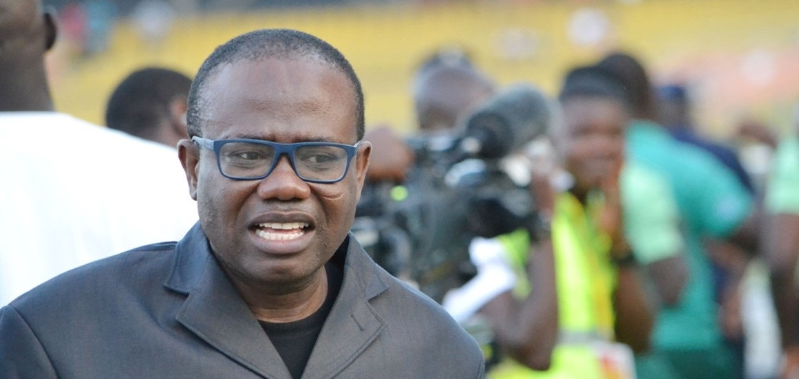 Ghana FA boss Kwesi Nyantakyi to face investigation