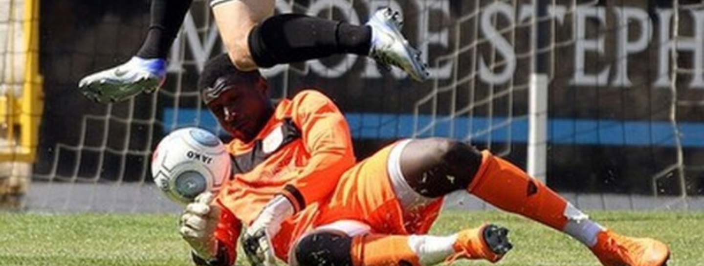 Bristol City Keeper Sesay set for Sierra Leone debut in Liberia