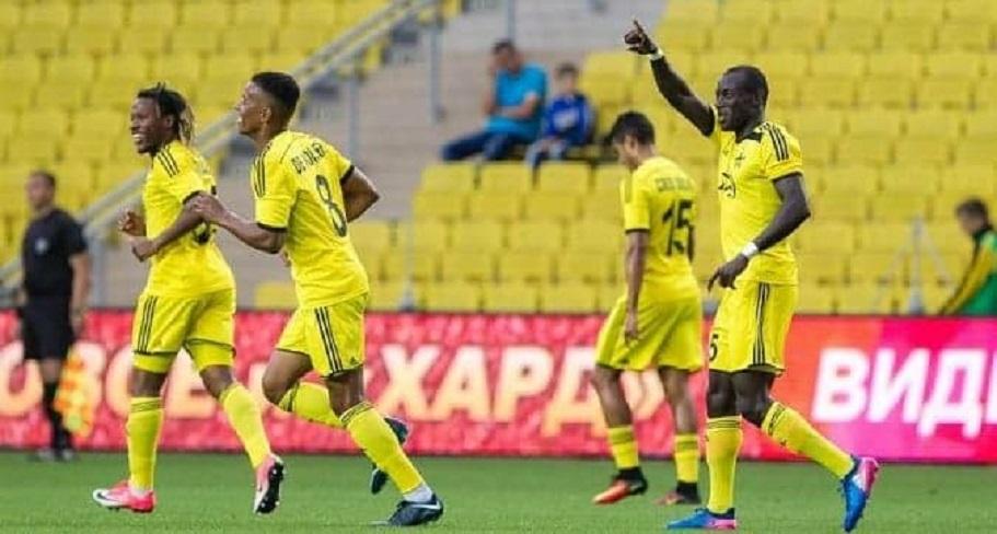 Players Abroad: Uefa CL, Kamara's Sheriff up against FC Torpedo of Georgia