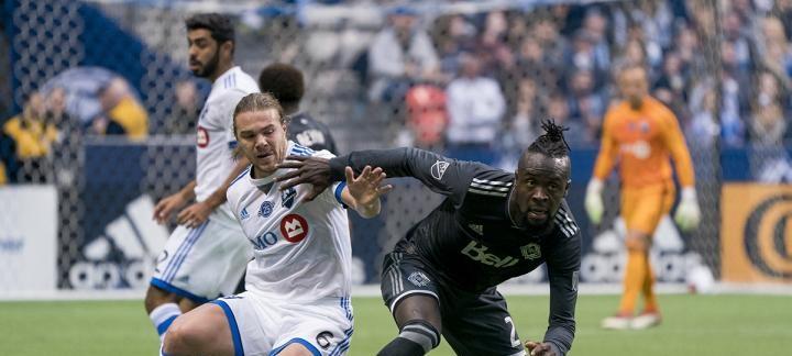 Sierra Leones' Kei Kamara fires Whitecaps to Canadian finals