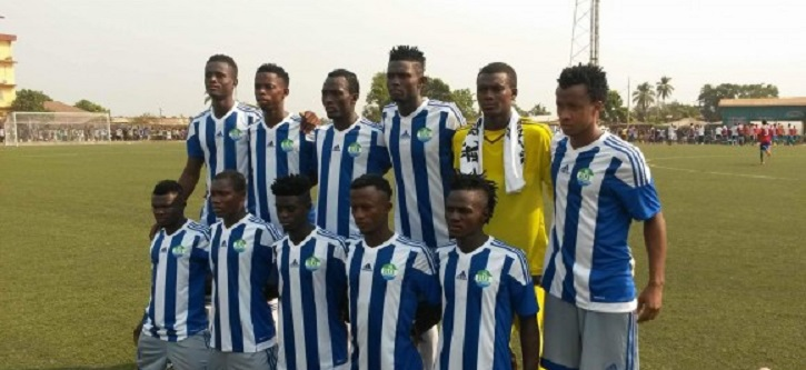 Sierra Leone to face Senegal & Guinea Bissau in group A U17 qualifiers