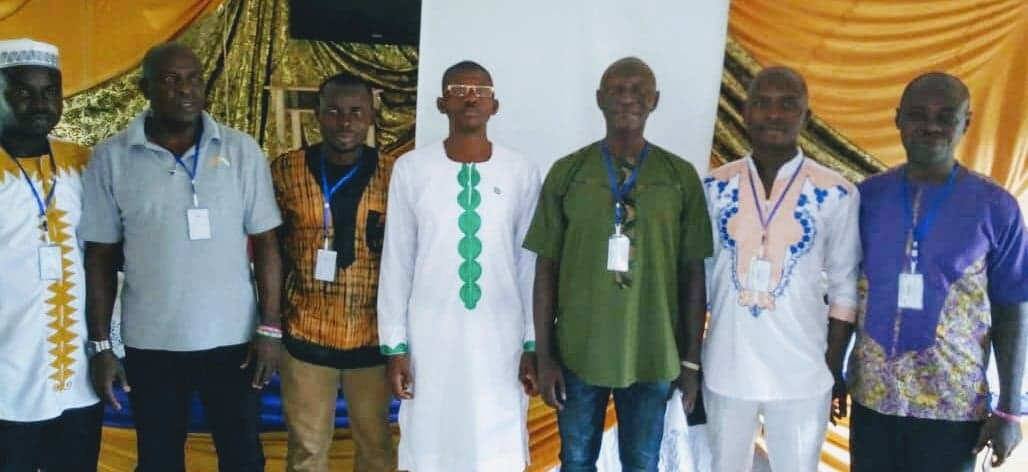Sports Writers Association of Sierra Leone elects new Executive