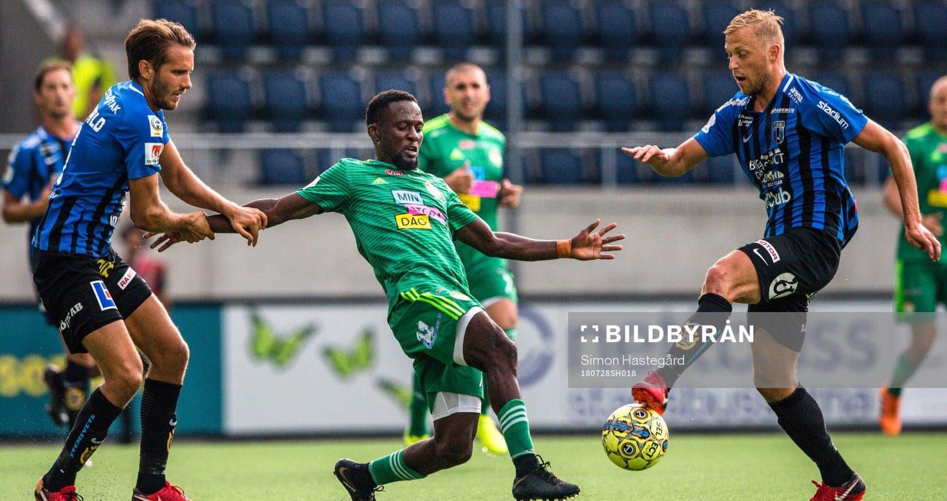 Top scorer Sierra Leone's Turay takes his tally to 9 in Swedish Allsvenskan