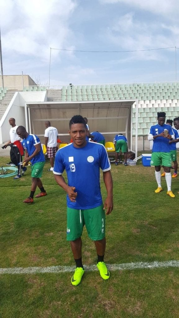 Fofanah was recently part of the Sierra Leone side that was defeated 4-0 in Iran during an international friendly at the Tehran's Azadi Stadium March 17.