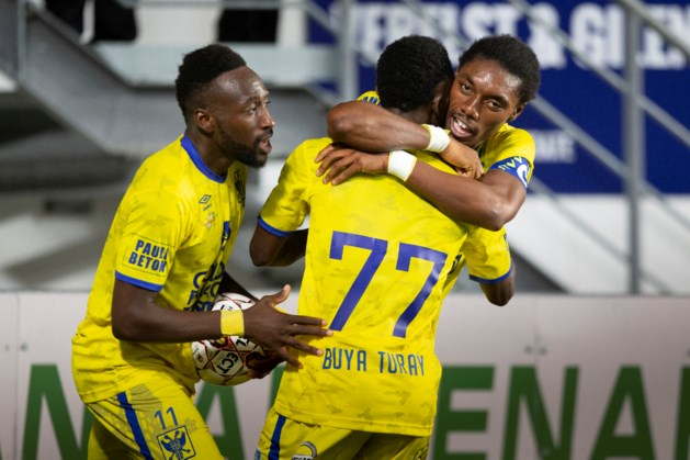 Sint Truiden new boy rescue club with debut goal