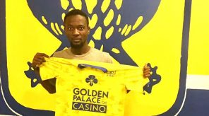 """Sierra Leone's striker Mohamed Buya Turay delighted to make Saint Truiden move"""