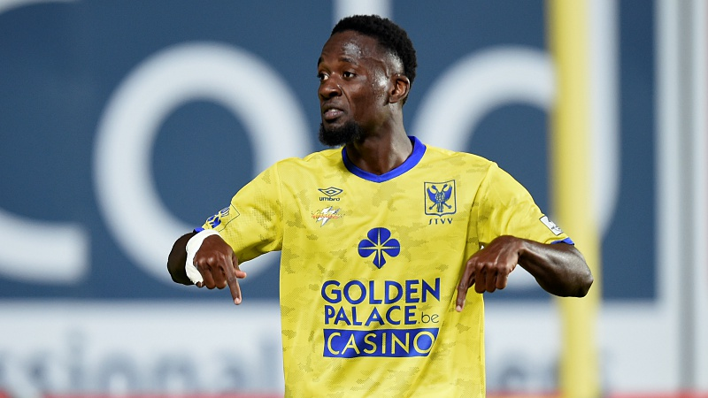 Sierra Leone's Mohamed Buya Turay was introduced in the Duckens Nazon in the 61st minute for his debut home match.