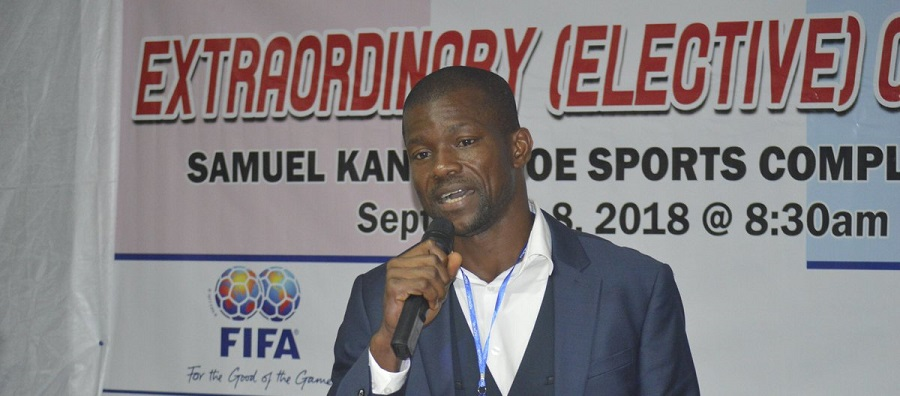 Liberia FA gets new President