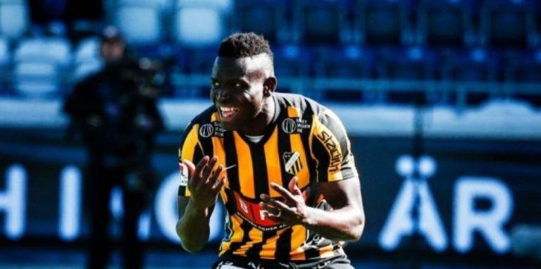 Forward Alhassan Kamara joins Greek club Panetolikos