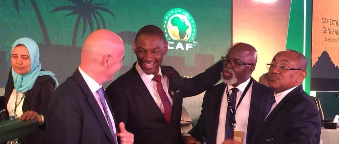 Malawi FA boss Walter Nyamilandu elected to Fifa Council