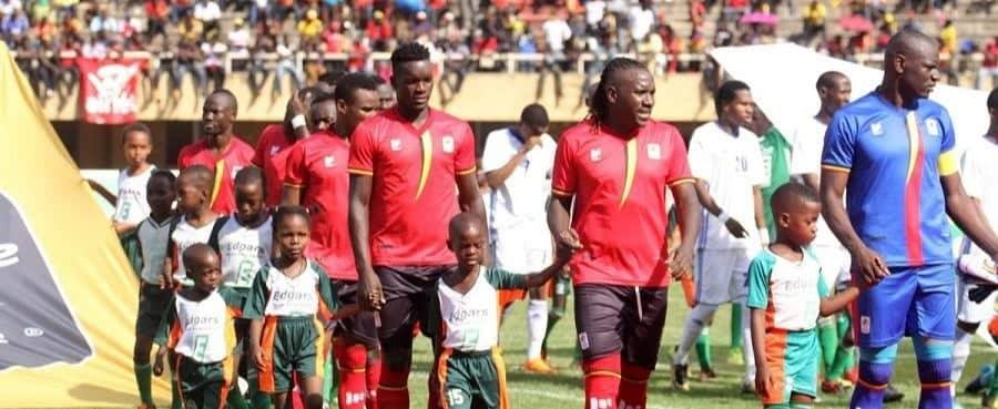 #AFCON2019 Uganda Cranes beat Lesotho to top Group L