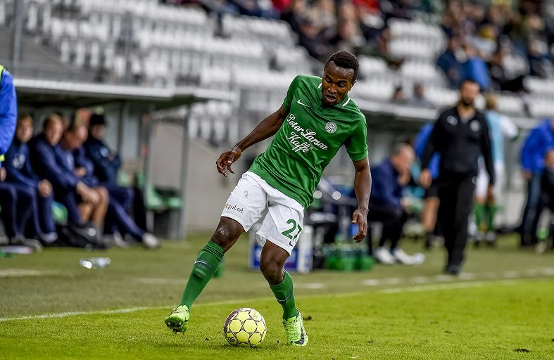 Striker Christian Moses pleased with Linköping City move