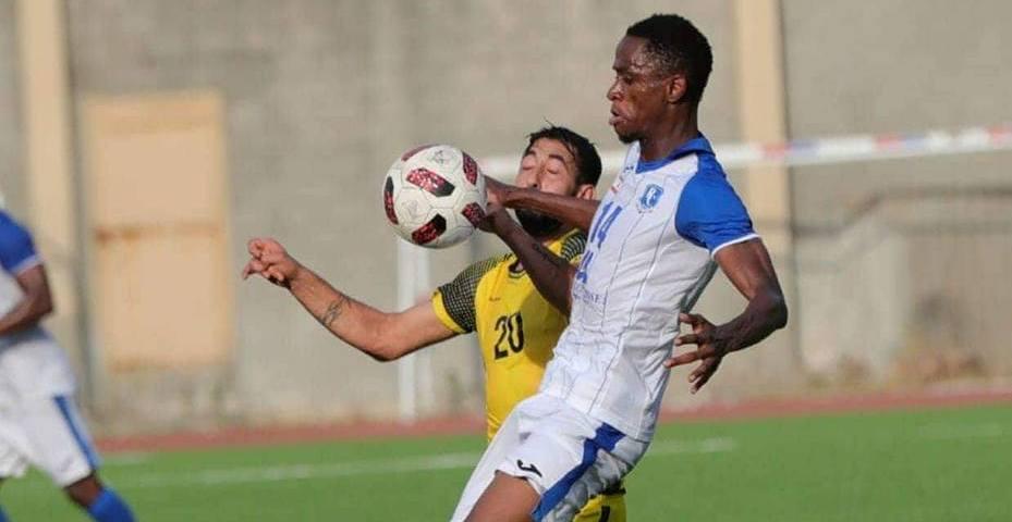 Midfielder Khalifa Jabbie named in the Lebanese Premier League team of the week