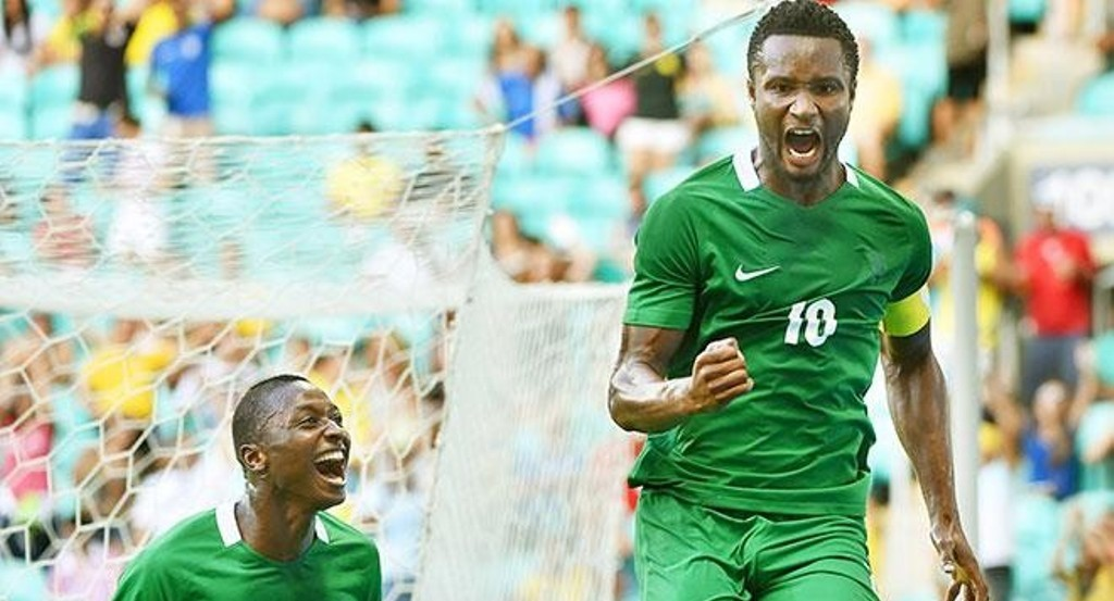 Nigeria skipper Obi Mikel out of the squad to face South Africa