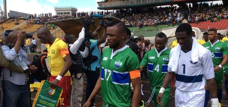Skipper returns to Sierra Leone squad for Black Stars cracker