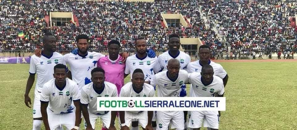 Sierra Leone officially out of AFCON 2019 qualifiers