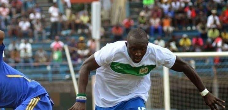 Saudi club Al-Jabalain part ways with Alfred Sankoh
