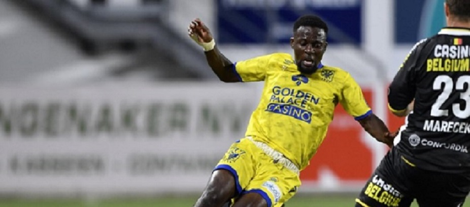 St Truiden considering a loan deal for Mohamed Buya Turay