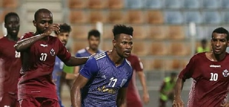 Striker Sheka Fofanah leaves Oman club Al Nasr by mutual consent