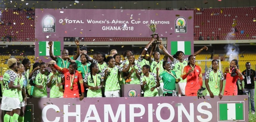 Women's World Cup 2019: Champions Super Falcons will face hosts France