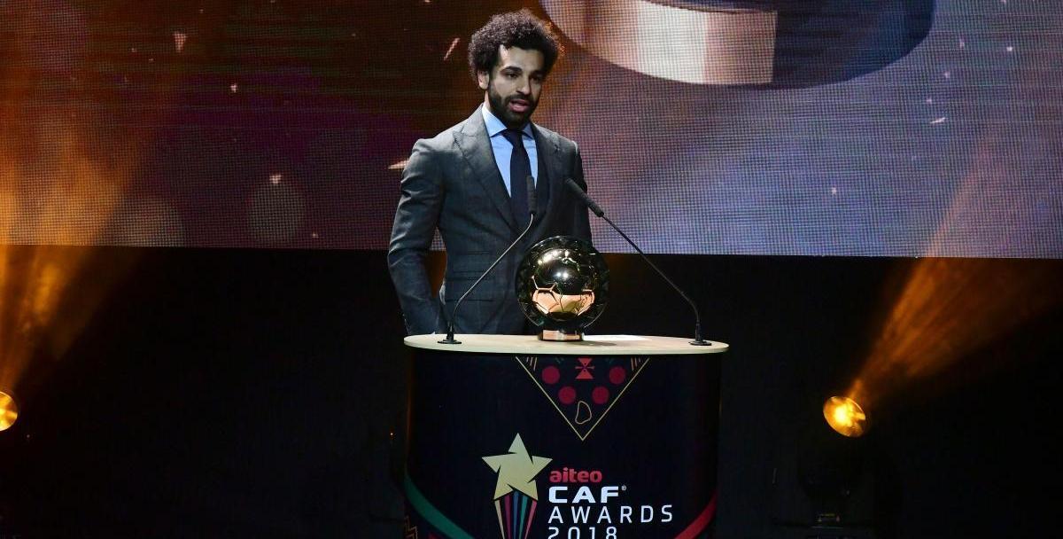 Egypt's Mohamed Salah retains 2018 African best Player Award