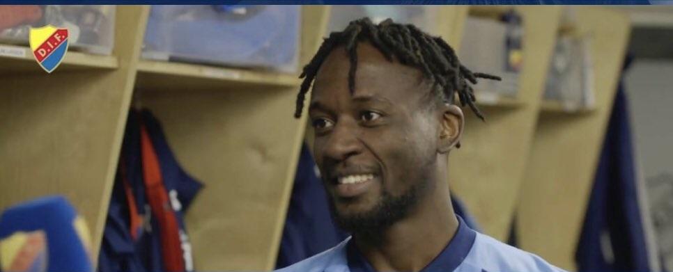 Mohamed Buya Turay returns to Sweden on loan to Djurgården