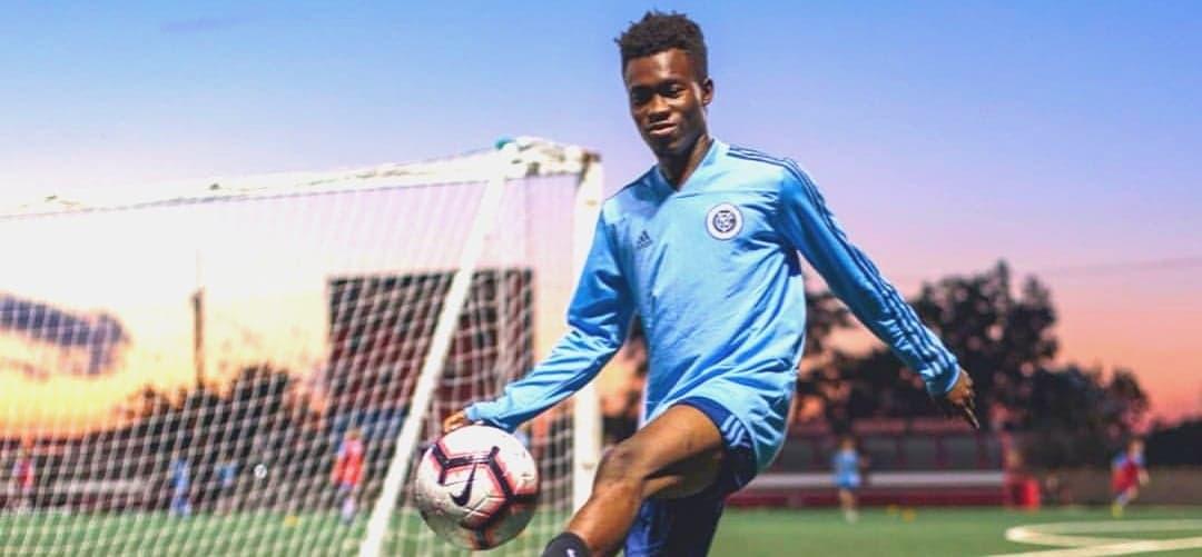 NY City's product Koroma joins Manhattan Men's Soccer roster