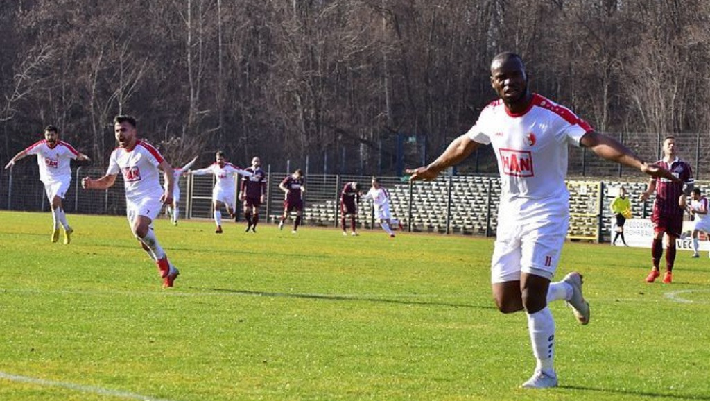 Abu Bakarr Kargbo nets AK07 winner over BFC Dynamo