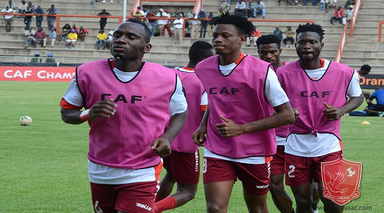 CAF Champions League: Horoya AC beat Platinum in Zimbabwe