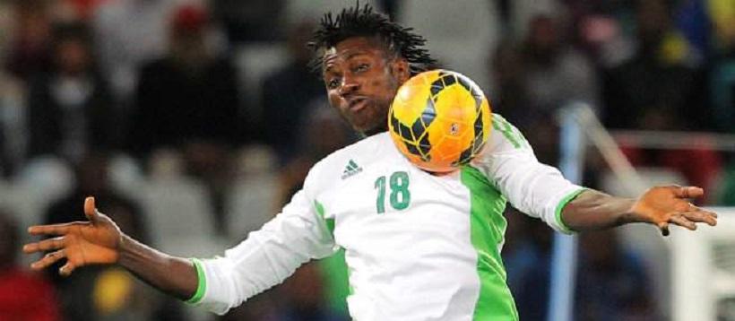 Nigerian striker Christian Osaguona signs for Iranian club