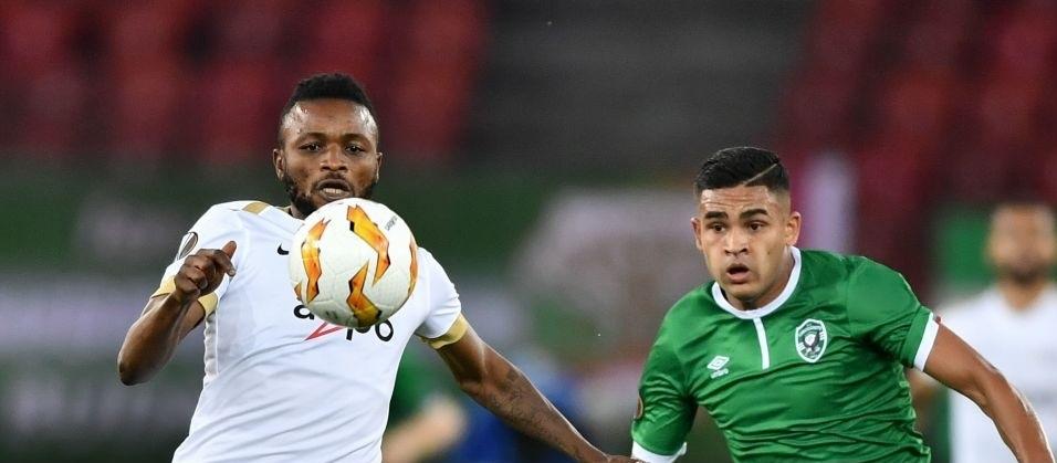 Bangura hopeful ahead of Europa League first leg Napoli test