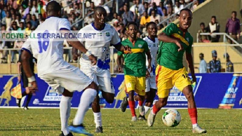 Sierra Leone move one place up in first ranking of 2019