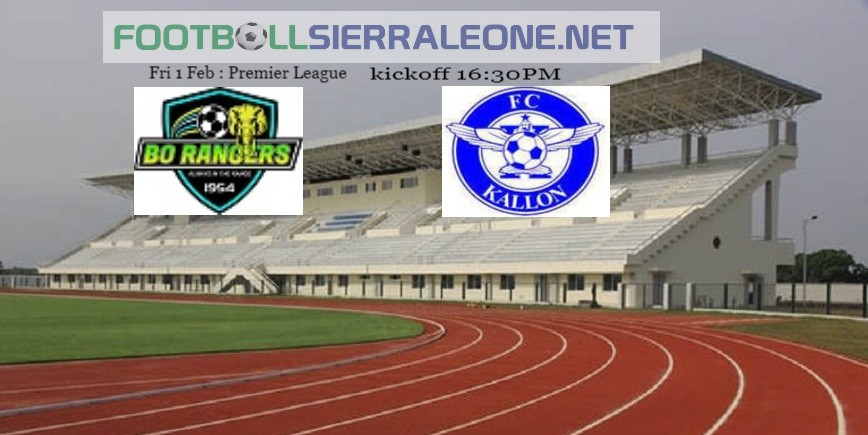 Sierra Leone 2019: Bo Rangers ready for Kallon FC