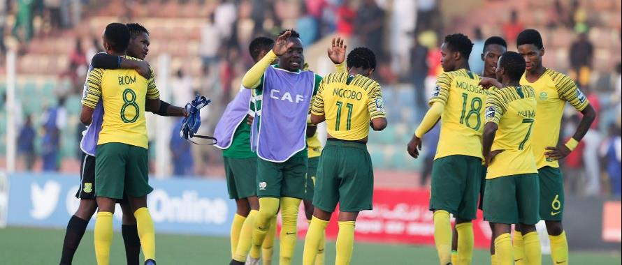 Nigeria, South Africa book FIFA U-20 World Cup places