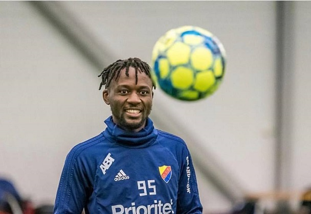 Buya Turay in line to face Hammarby in Cup Quarter-final