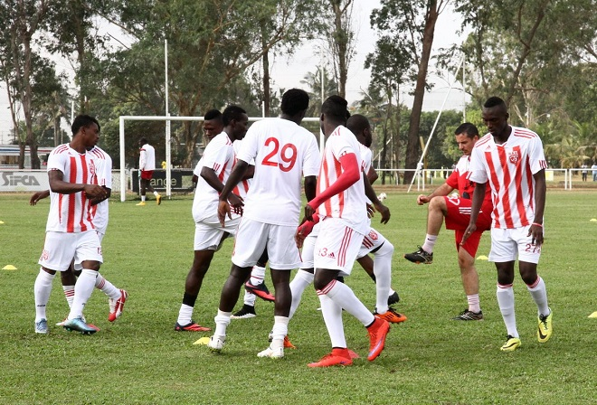 CAF CL: Horoya AC set for tough cracker in Tunisia