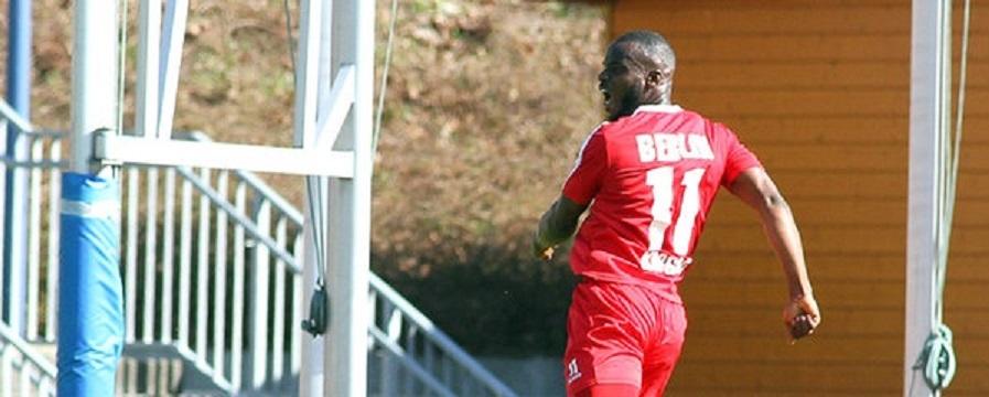 In-form Kargbo nets again as Berliner AK 07 claim victory
