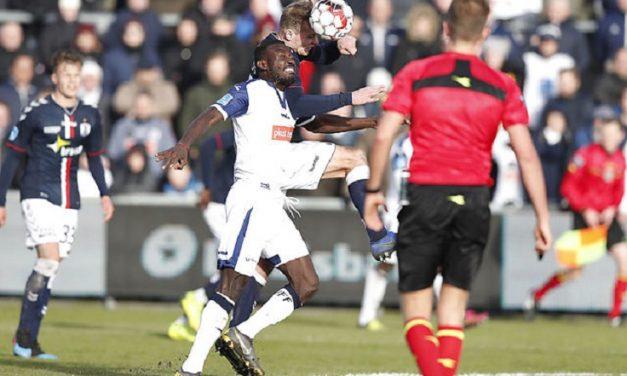 Recap: Striker Alhaji Kamara rescues Vendsyssel on debut