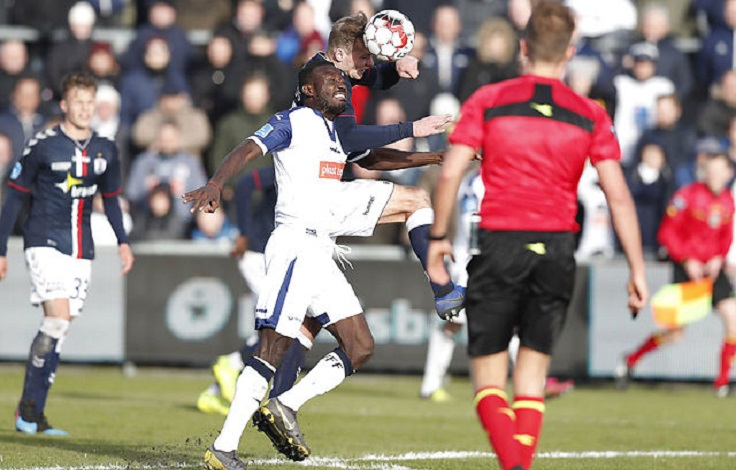 Recap: Striker Alhaji Kamara rescues Vendsyssel on debut