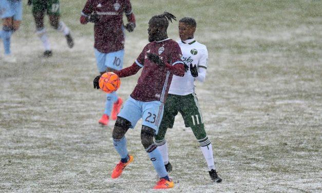 Kamara scores first in Rapids home six-goal thriller